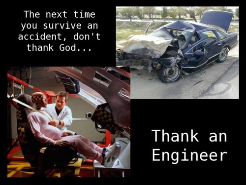 thank an engineer