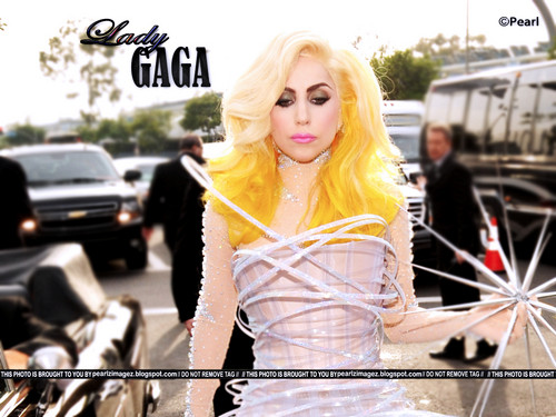 Lady Gaga wallpaper possibly with a street entitled |►Lady GAGA pics by Pearl◄|