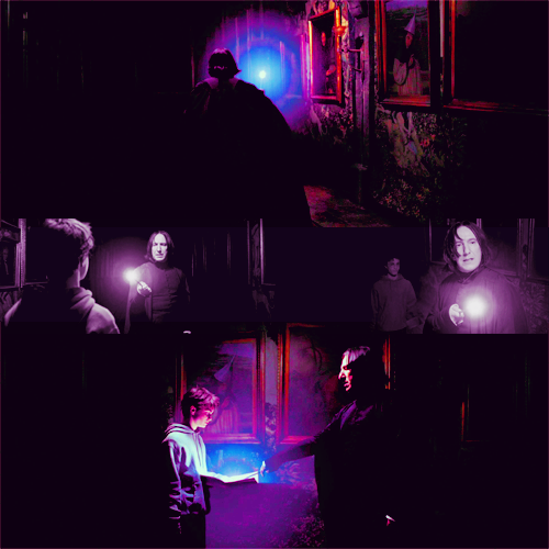 ☆ Severus & Harry ☆