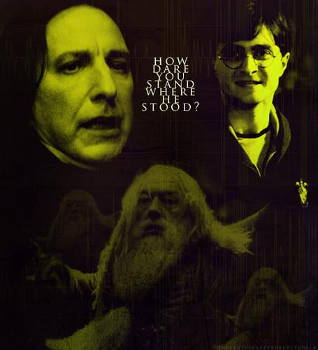 ☆ Snape, Harry & Albus ☆