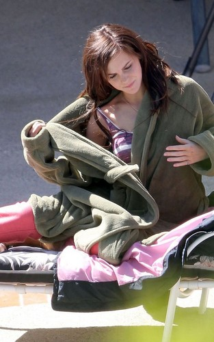 """The Bling Ring"" set - March 20, 2012"