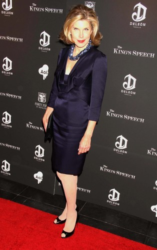 """The King's Speech"" New York Premiere"