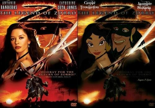 """""""The Legend of Zorro"""""""