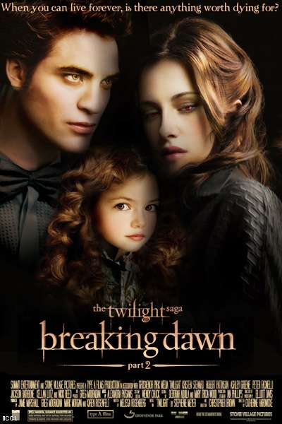 The Twilight Saga :Breaking Dawn - Part 2 (2012) DvDRip Xvid