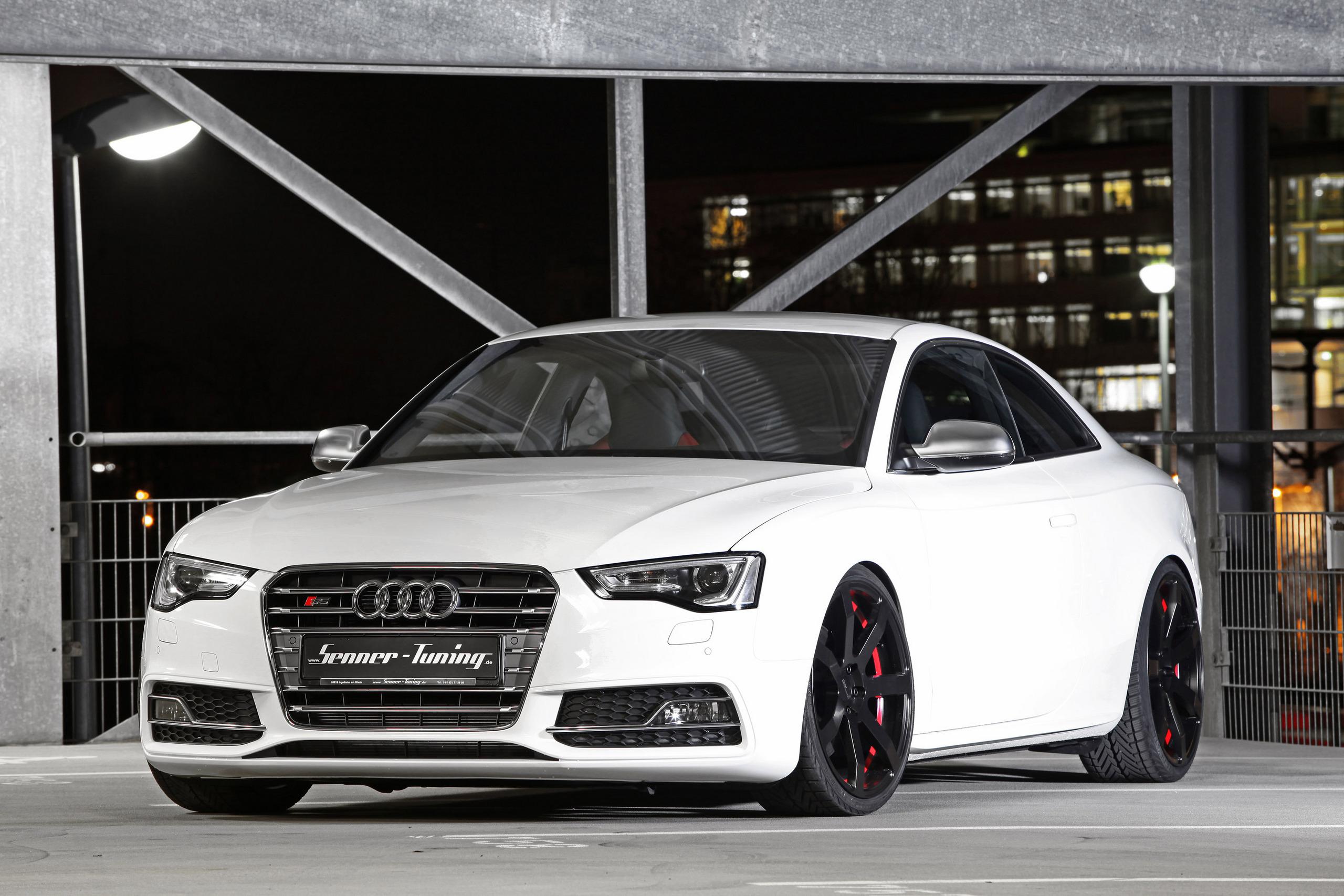 Audi S5 060 Times  060 Specs