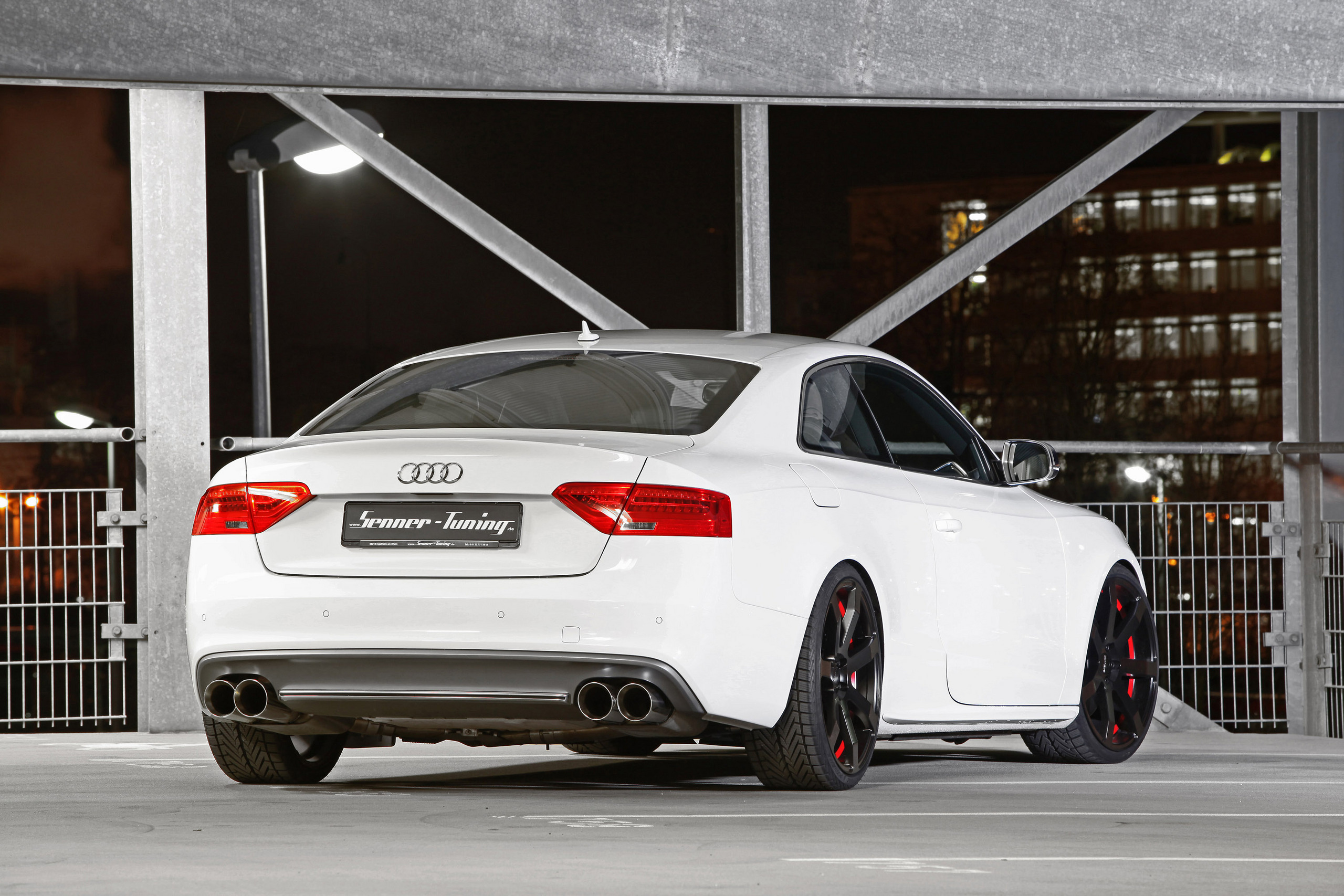 Audi Images AUDI S COUPE BY SENNER HD Wallpaper And Background - Audi s5 horsepower
