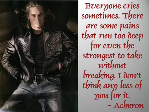 Acheron - Even the Strong Break