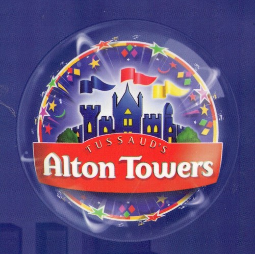 Alton Towers!!!