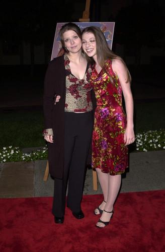 Amber Benson & Michelle Trachtenberg