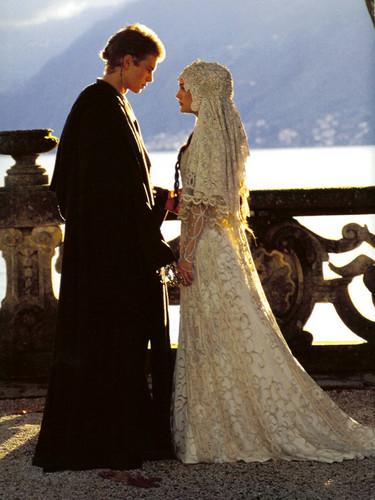 Anakin's wedding