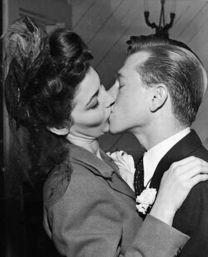 Ava Gardner & Mickey Rooney