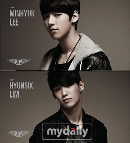 BTOB Lim Hyunshik & Lee Minhyuk