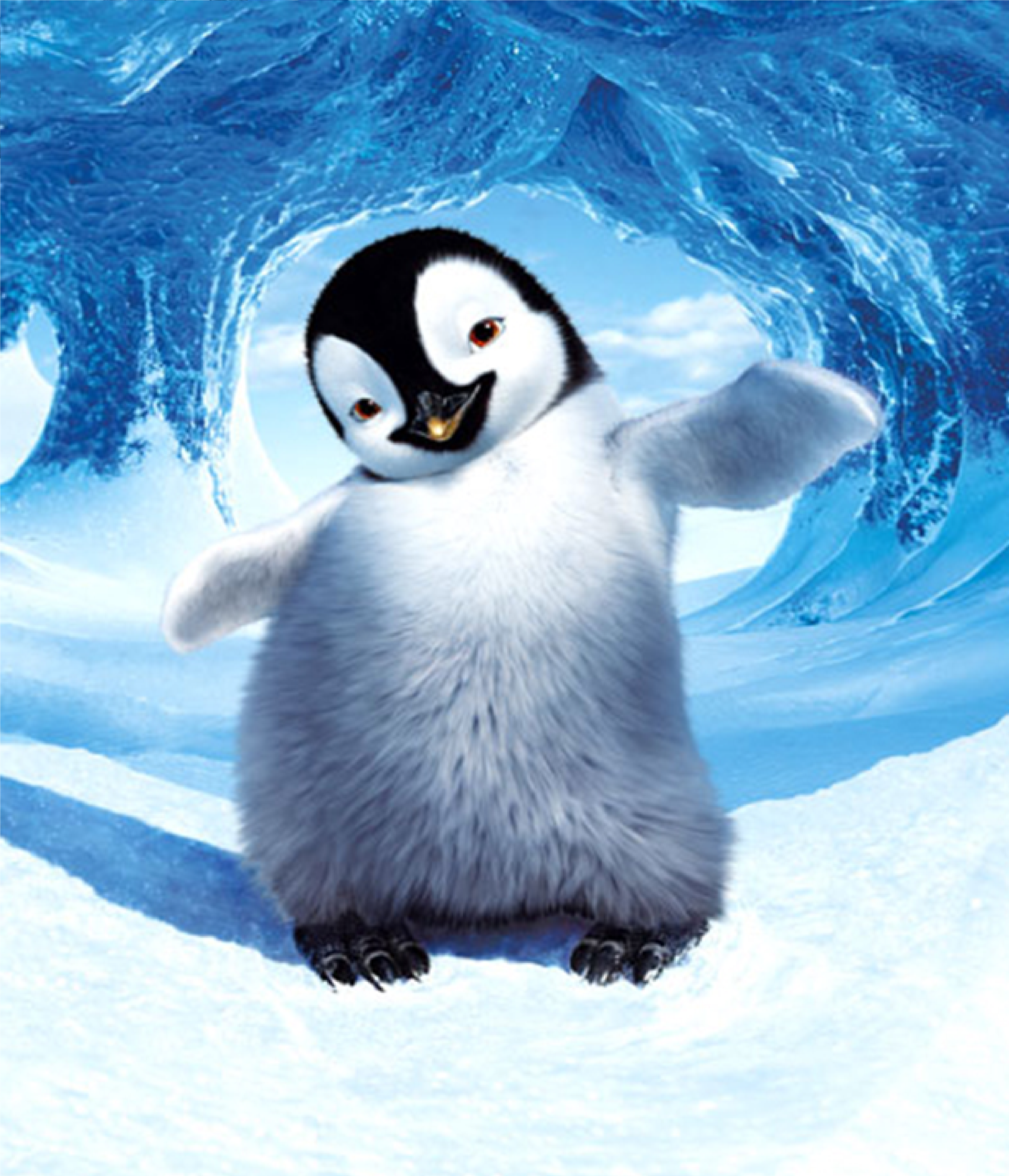 Baby Gloria - HAPPY FEET Photo (29832320) - Fanpop