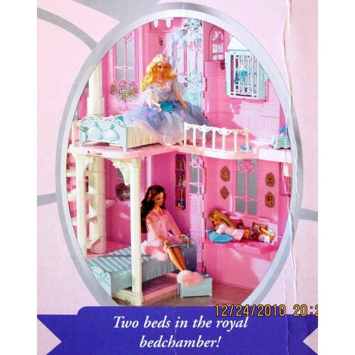 Barbie of schwan Lake playset