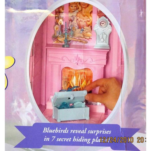 barbie of cisne Lake playset