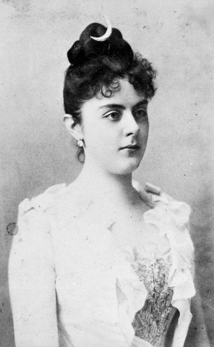 Baroness Marie Alexandrine von Vetsera (19 March 1871 – 30 January 1889