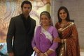 Barun with his onscreen Nani and Di