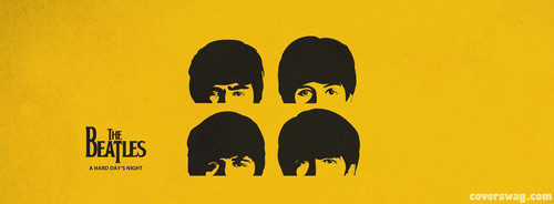 The Beatles wallpaper probably with a sign called Beatles Facebook Cover Photo!!!!
