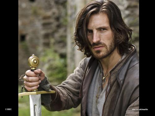 Because ShuShu Was Mean To Arthur's Actual Nephew aka The King of My Loins - SIR GAWAINE