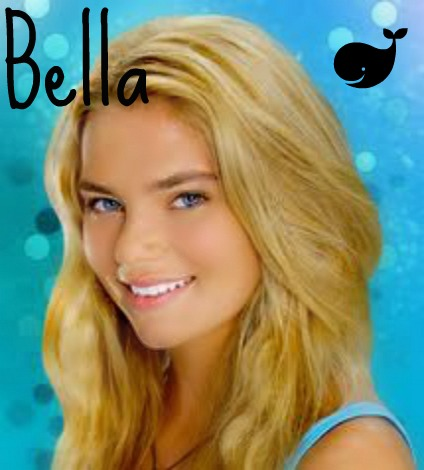 Bella ( edited ) - h2o-just-add-water-willa-bella-will Photo