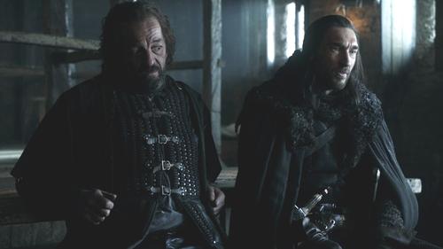 Benjen Stark and Yoren
