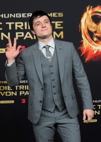 Berlin premiere of The Hunger Game