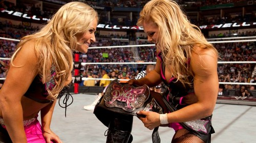 Beth Phoenix-Milestone Moments