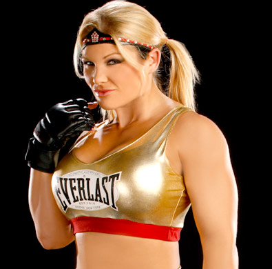 beth phoenix wallpaper probably containing a bikini called Beth Phoenix Photoshoot Flashback