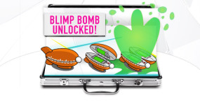 Blimp Bomb Unlocked!