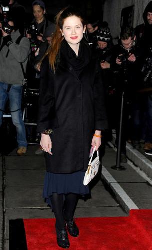 Bonnie Wright Evening Standard 2012