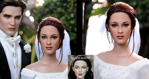 Breaking Dawn Bella Doll Repaint