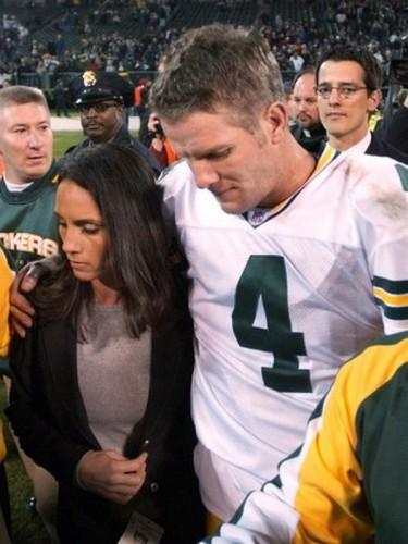 Brett Favre & Wife Deanna