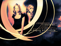 Buffy Summers - haleydewit wallpaper