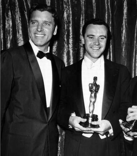 Burt Lancaster & Jack Lemmon