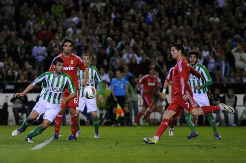 C. Ronaldo (Real Betis - Real Madrid)