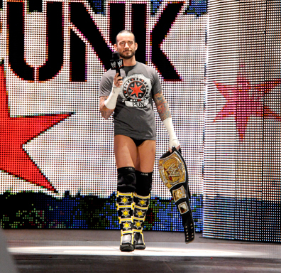 CM Punk wallpaper containing a hip boot titled CM Punk