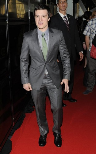 Canadian Premiere of 'The Hunger Games' at Scotiabank Theatre - March 19, 2012