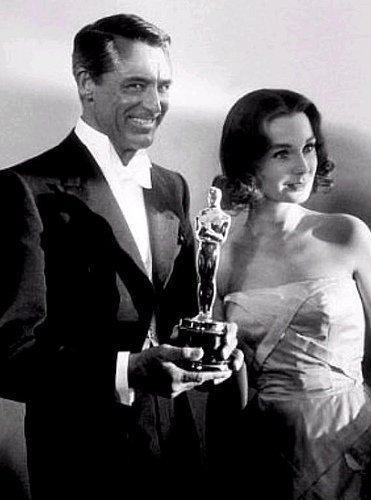 Cary Grant & Jean Simmons