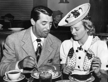 Cary Grant & Phyllis Brooks