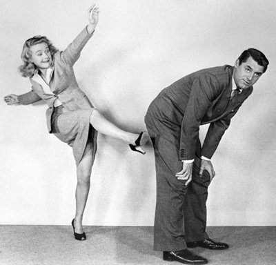Cary Grant & Priscilla Lane- Arsenic and Old फीता