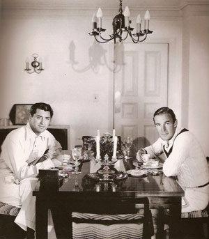 Cary Grant & Randolph Scott
