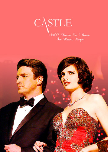 Caskett CoverArt ♥