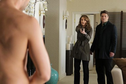 "istana, castle 4x20 ""The Limey"" Promotional foto-foto"