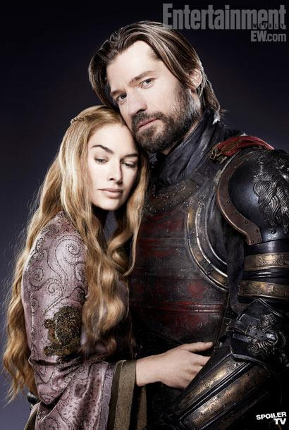 Cersei Lannister Cersei and JaimeGame Of Thrones The Mountain And Cersei