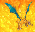 Charizard - charizard fan art