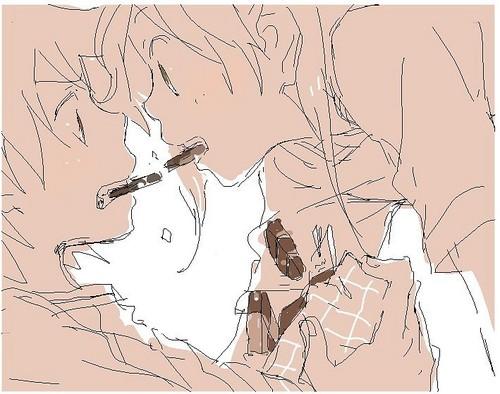 Шоколад Kisses