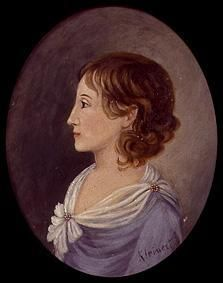 Christiane Wilhelmine Sophie von Kühn (March 17, 1782 – March 19, 1797)