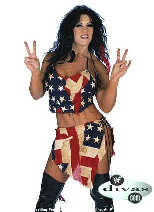 Chyna Photoshoot Flashback