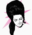 Cilla's cartoon - priscilla-presley fan art