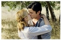 Clark & Ellen kissing - love-comes-softly-series photo